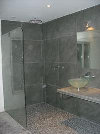 Salle de bain - Douche al italien ...